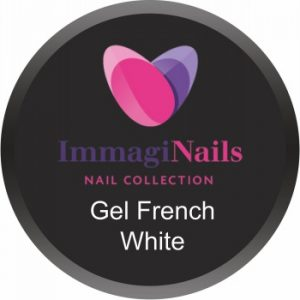 Gel French White Immaginails