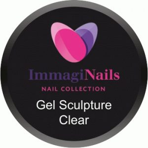 Gel sculpture-clear Immaginails