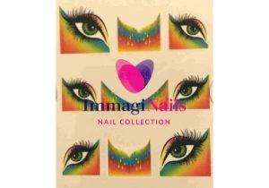 Nail Art Slider Design 13 Immaginails