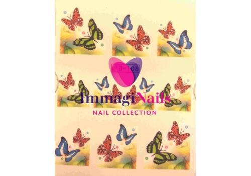 Nail Art Slider Design 15 Immaginails