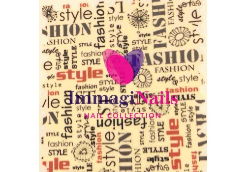 Nail Art Slider Design 23 Immaginails