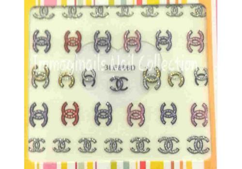 Nail Art Sticker 3 Immaginails