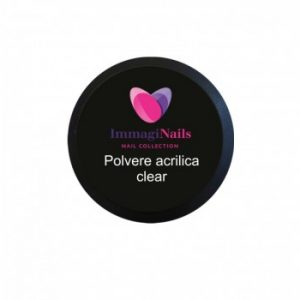 Polvere Acrilica Clear 30 gr Immaginails