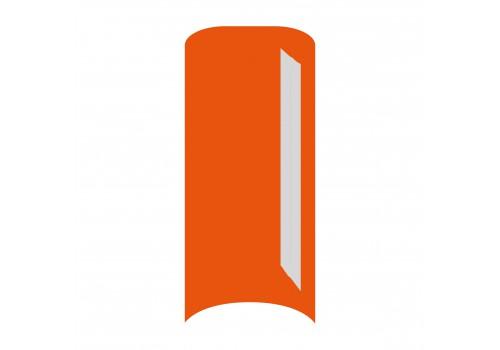 gel color fluo neon arancio immaginails