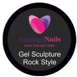Gel Rock Style fibra di vetro trasparente