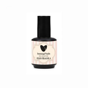 olio cuticole unghie fragola immaginails
